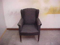 Chair recover Pollok